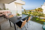 Апартаменты в новом современном комплексе на первой линии, Михас Коста