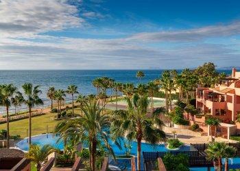 Luxury Penthouse with sea view, Estepona, Spain