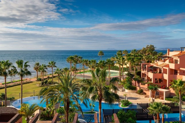 Luxury Penthouse with sea view, Estepona, Spain