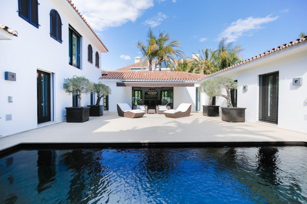 Недвижимость испания вилла