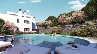 Magnificent New Apartments Complex in Marbella