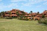 Новые апартаменты на первой линии пляжа в Los Monteros