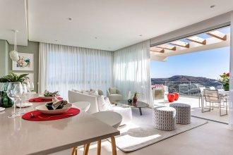 Новые современный комплекс апартаментов в Бенаависе