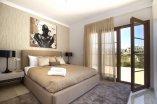 4-спальные виллы на гольф-курорте с потрясающим видом на море
