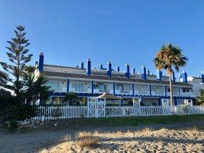 Beachfront house in Spain, Estepona