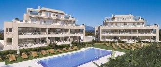 Новые апартаменты в Сан Роке, Испания