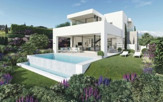 New Villas in Estepona, Spain
