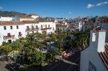 Новый комплекс апартаментов в центре Марбельи