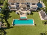 NEW MAGNIFICENT AND STYLISH LUXURY MODERN MEDITERRANEAN VILLA, SIERRA BLANCA, MARBELLA