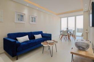 3-комнатная квартира с захватывающим видом на Средиземное море