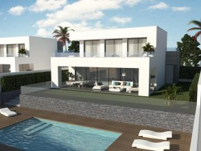 New Villas in Manilva