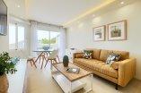 Полностью перепланированная и отремонтированная квартира, Royal Beach
