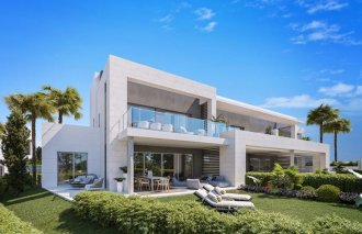 New Exclusive Villas in Guadalmina, San Pedro