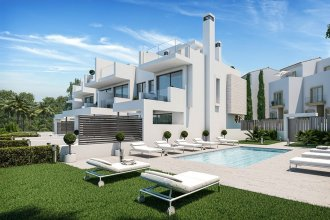 Brand new Townhouses in Estepona, Spain