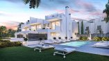 Brand new Townhouses in Estepona, Spain