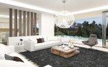 Contemporary Villas in New Golden Mile, Estepona