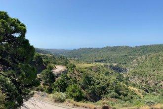 Plot with stunning panoramic views in Monte Mayor